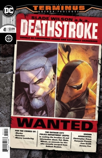 Deathstroke vol 4 # 41
