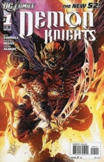 Demon Knights # 1