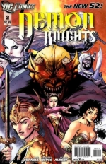 Demon Knights # 2