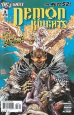 Demon Knights # 3