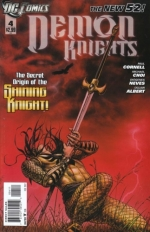Demon Knights # 4