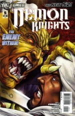 Demon Knights # 5