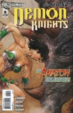Demon Knights # 6