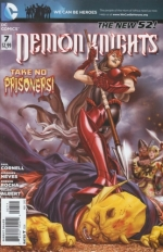 Demon Knights # 7