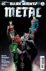 Dark Nights: Metal # 1