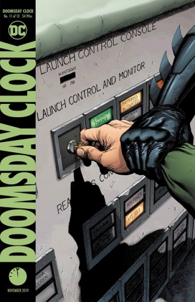 Doomsday Clock # 11