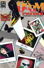 Doom Patrol vol 2 # 23