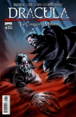 Dracula: The Company of Monsters # 8