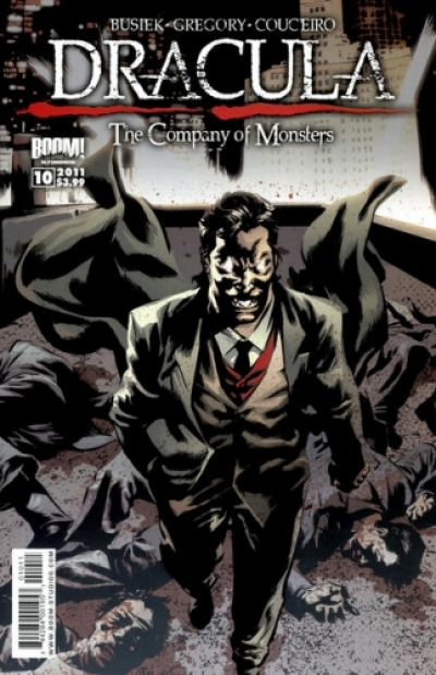 Dracula: The Company of Monsters # 10