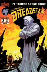 Dreadstar vol 2 # 2