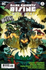 Dark Knights Rising: The Wild Hunt # 1