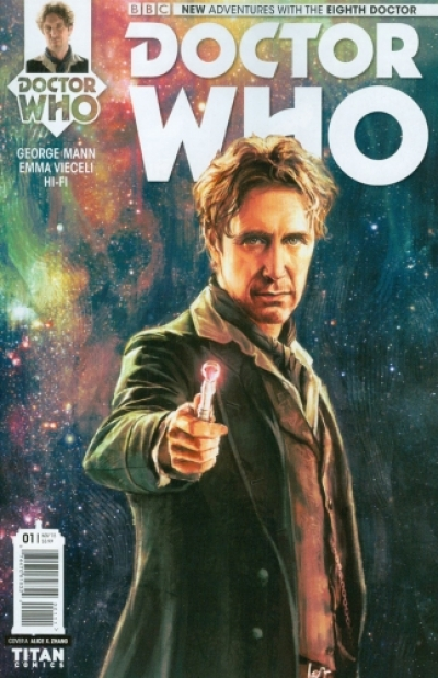 Doctor Who: The Eighth Doctor # 1