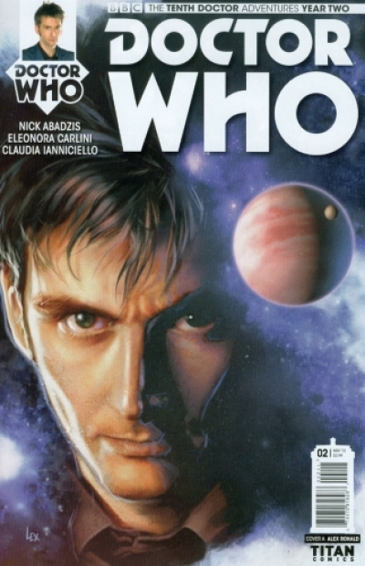 Doctor Who: The Tenth Doctor vol 2 # 2