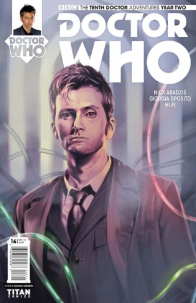Doctor Who: The Tenth Doctor vol 2 # 16