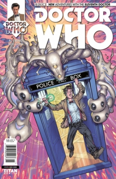 Doctor Who: The Eleventh Doctor vol 1 # 11