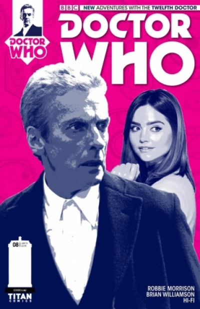 Doctor Who: The Twelfth Doctor vol 1 # 8