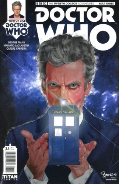 Doctor Who: The Twelfth Doctor vol 3 # 4
