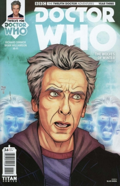 Doctor Who: The Twelfth Doctor vol 3 # 6