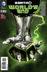 Earth 2: World's End # 5