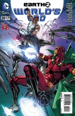 Earth 2: World's End # 20