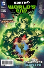 Earth 2: World's End # 22