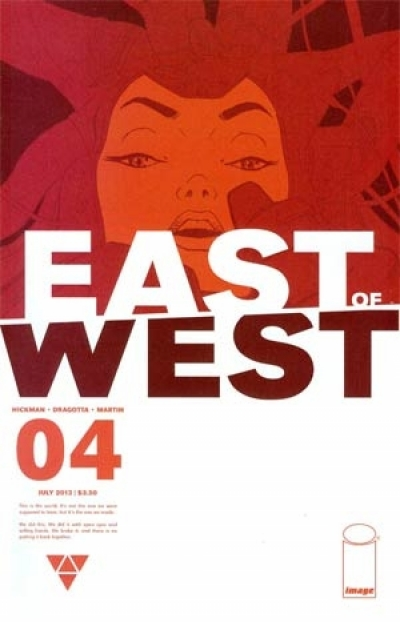 East Of West  # 4