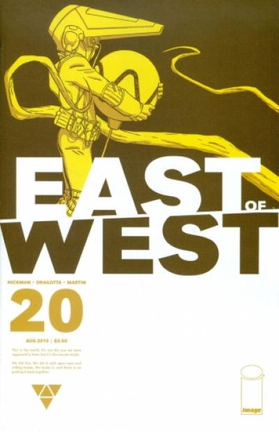 East Of West  # 20