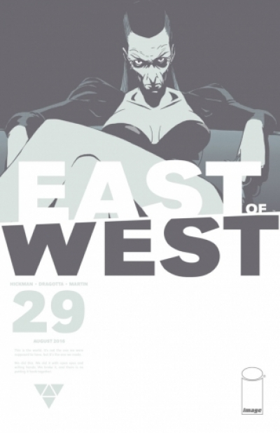 East Of West  # 29