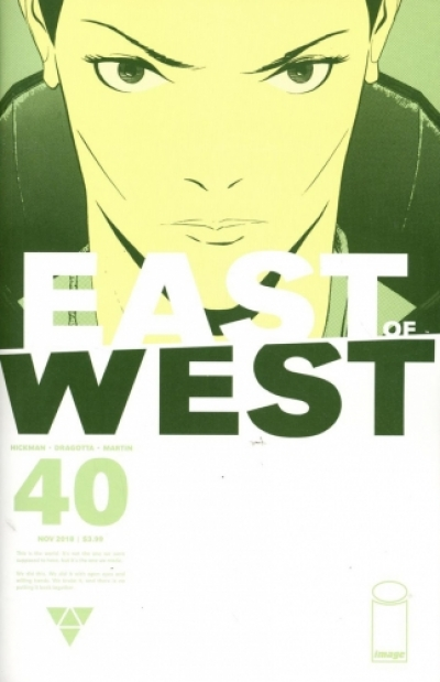 East Of West  # 40