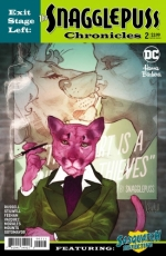 Exit Stage Left: The Snagglepuss Chronicles # 2