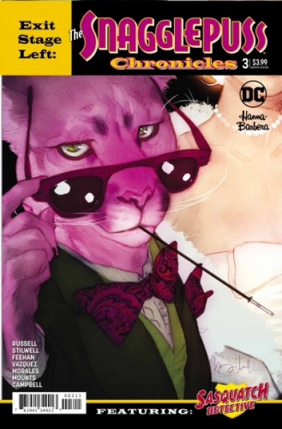 Exit Stage Left: The Snagglepuss Chronicles # 3