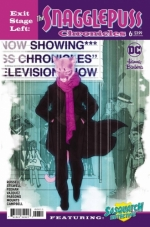 Exit Stage Left: The Snagglepuss Chronicles # 6