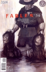 Fables # 54