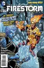 The Fury of Firestorm vol 2 # 19