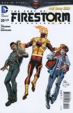 The Fury of Firestorm vol 2 # 20