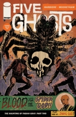 Five Ghosts # 2