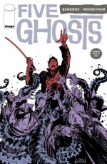 Five Ghosts # 4