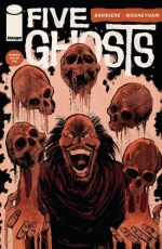 Five Ghosts # 5