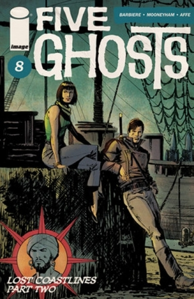 Five Ghosts # 8