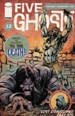 Five Ghosts # 12