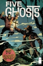 Five Ghosts # 14