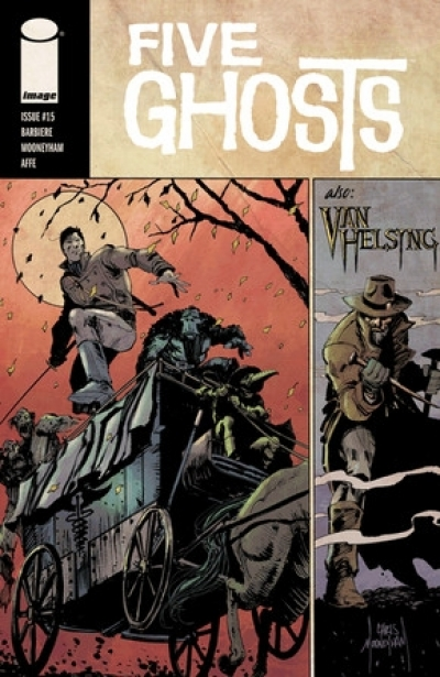 Five Ghosts # 15