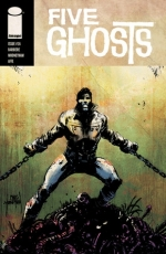 Five Ghosts # 16