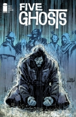 Five Ghosts # 17
