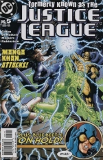 Formerly Known As The Justice League # 5