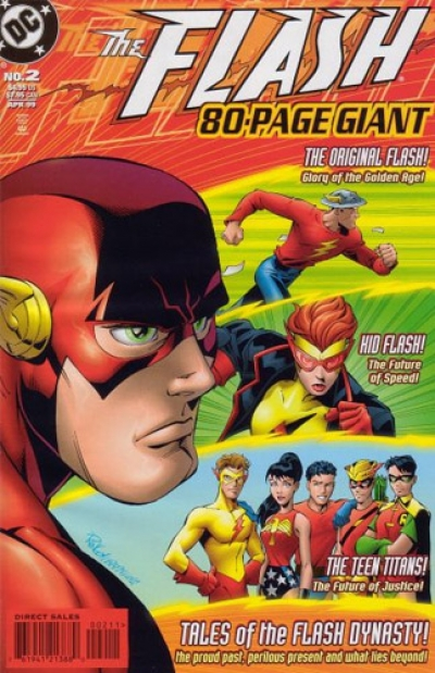 The Flash 80-Page Giant # 2