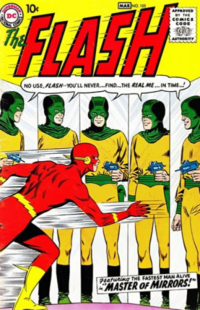Flash vol 1 # 105