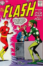 Flash vol 1 # 106