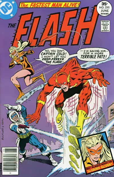 Flash vol 1 # 250
