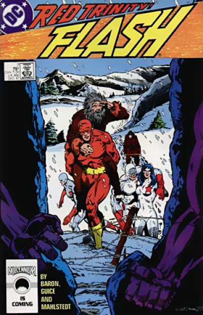 Flash vol 2 # 7